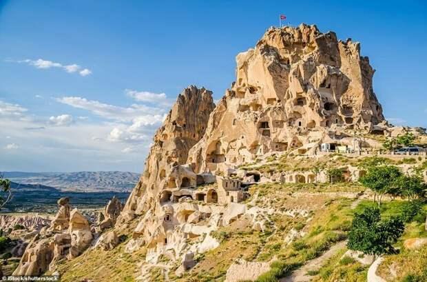 18. Каппадокия, Турция красивые места, места, мир, путешествия, рейтинг, страны, туризм, фото