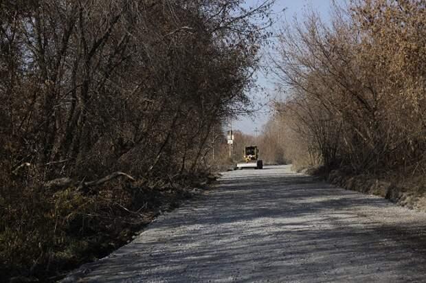 В Новосибирске завершается ремонт востребованной дачниками дороги
