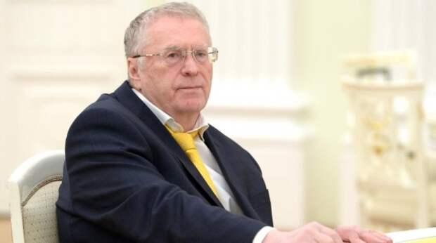Жириновский призвал Зюганова отстать от Грудинина