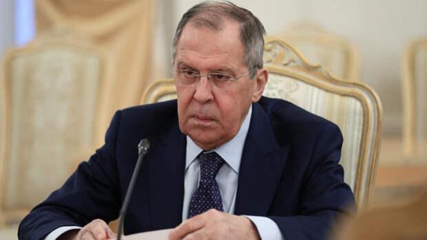 Сергей Лавров открыто заявил о попытках госпереворота в России