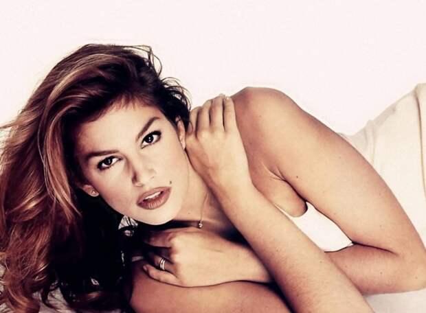 Синди Кроуфорд: красота по-американски