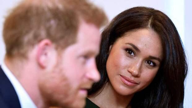 Меган Маркл и принцу Гарри предсказали катастрофический распад брака