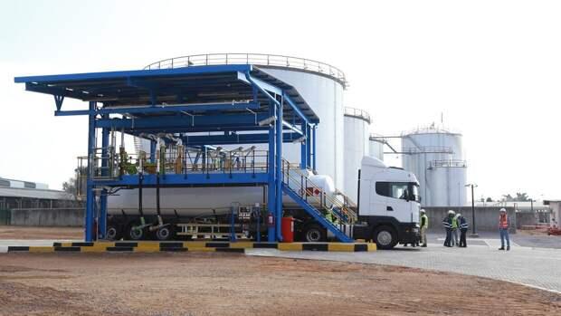 Минэнерго оценило идею создания дополнительных хранилищ нефти в России