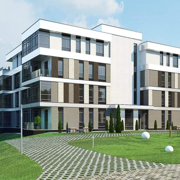 Глэм-Академ: возле Академгородка начали строить модное жилье от зарубежных архитекторов
