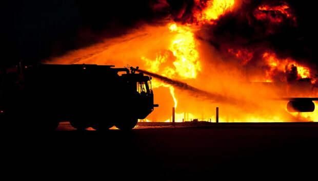 Пожар произошел на Кондопожском ЦБК