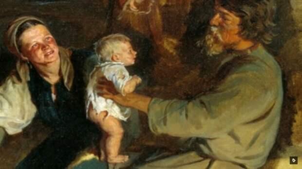 Видео: Откуда в русском языке слово «папа»