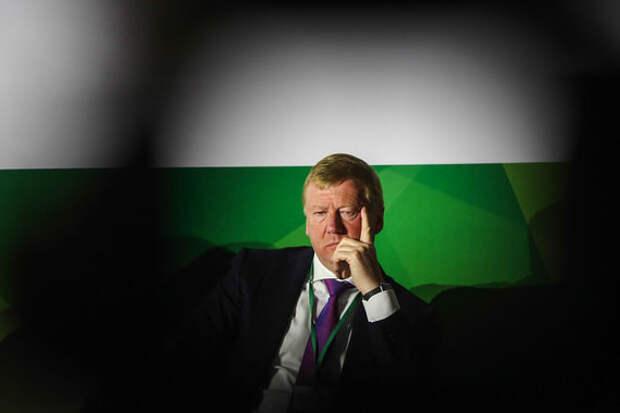 Анатолий Чубайс снова руководит электричеством