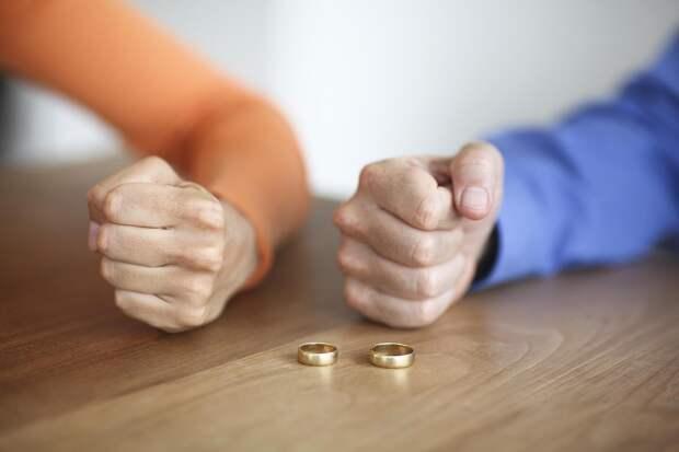 Разводимся с мужем