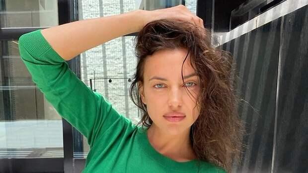 «Моя любовь»: Ирина Шейк публично призналась в чувствах мужчине