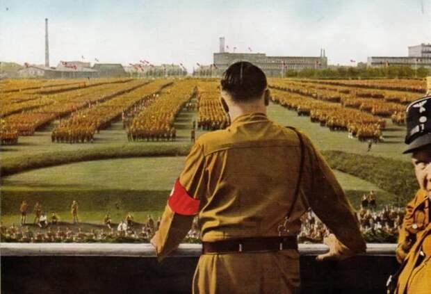 Проект «Гитлер». Как Лондон и Вашингтон создали Третий рейх