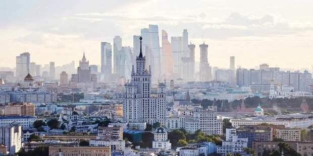 Москва поднялась в рейтинге цифровой трансформации городов