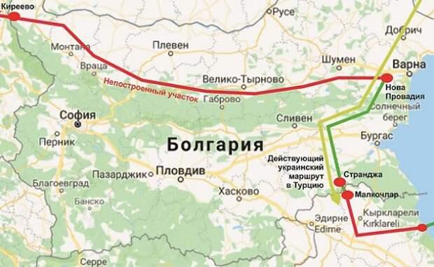 Балканский поток