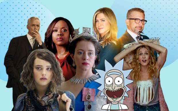 8 сериалов, по которым можно легко выучить английский язык