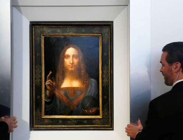 Микеланджело под диваном, или Удивительные находки великих шедевров