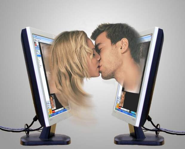В виртуальной любви интересуйтесь реальным человеком.
