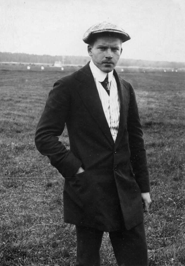 Перелет Петербург - Москва. 10 - 15 июля 1911