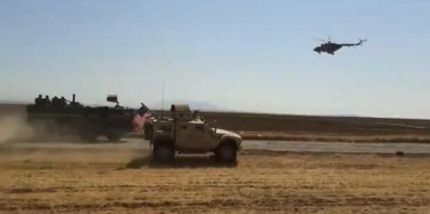 США обвинили Россию в провоцировании ДТП в Сирии