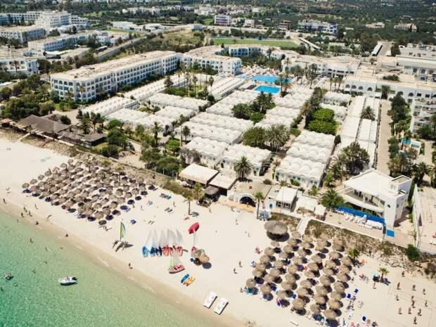 El Mouradi Club Kantaoui 4* - Тунис/Порт Эль Кантауи:: (информация, фотографии, отзывы). Туры в отель El Mouradi Club Kantaoui 4