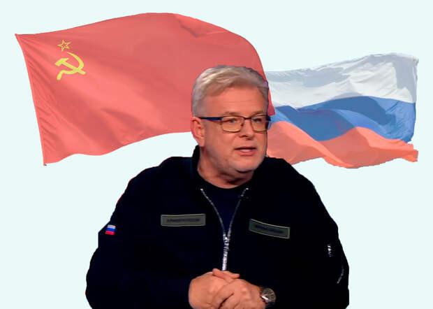 """Дмитрий Куликов - """"Люди в России хотят быть богатыми и здоровым. Это нормально, но они забыли как жили еще 20 лет назад."""""""