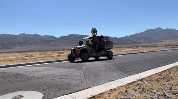 В США успешно испытали лазерное оружие CLWS (ВИДЕО)