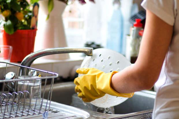 9 способов мытья посуды о которых знают не все