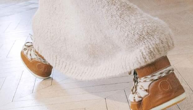Дутые ботинки — модный и комфортный способ утеплиться к зиме