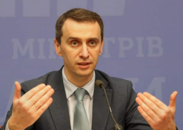 Санврач Ляшко обиделся на президента и ушел к Медведчуку