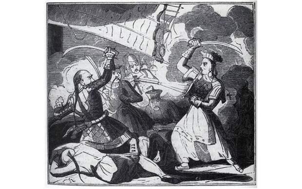 9 женщин-пиратов, о которых следует узнать