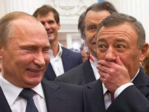 Путин заявил об отсутствии проблемы с олигархами в России