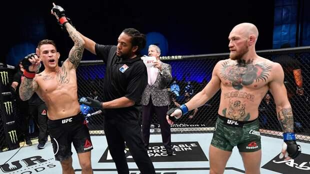 UFC представил промо-ролик к поединку Макгрегор — Порье. Дэйна Уайт сообщил о 100%-й заполняемости арены в Вегасе