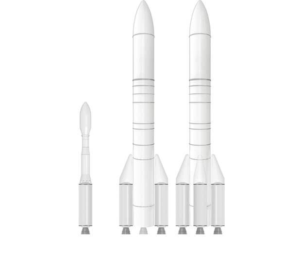 Европейцы завершили испытания твердотопливного ускорителя ракет Ariane 6 и Vega-C