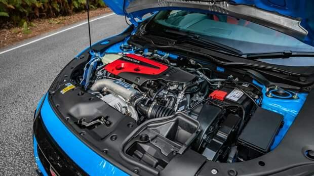 Яркий и дерзкий Хот-Хэтч от Honda