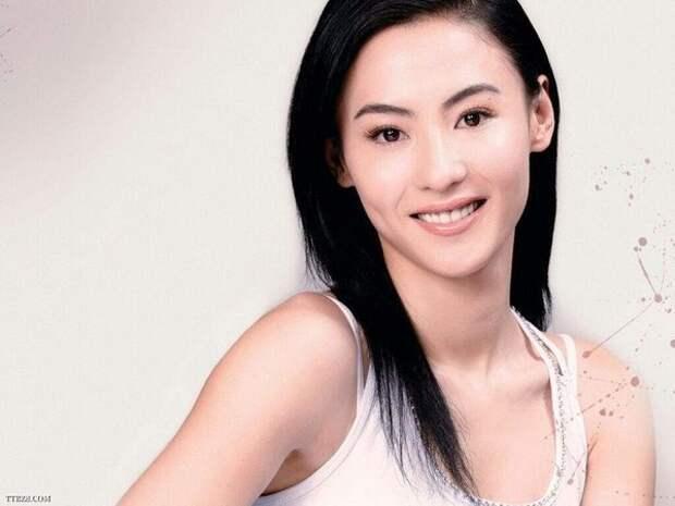 Гонконгская красавица Сесилия Чунг