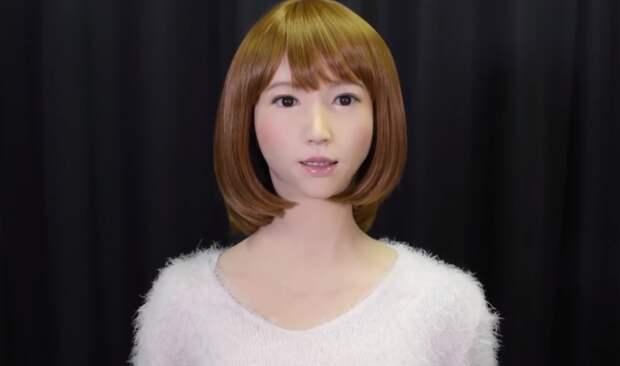 Робот-актриса впервые сыграет главную роль в японском фильме