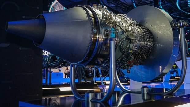 ОДК представляет концепцию создания нового перспективного авиадвигателя ПД-8 на МАКС-2021
