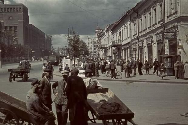 «Каждый пятый не дожил до Победы»: как Украина пережила немецкую оккупацию