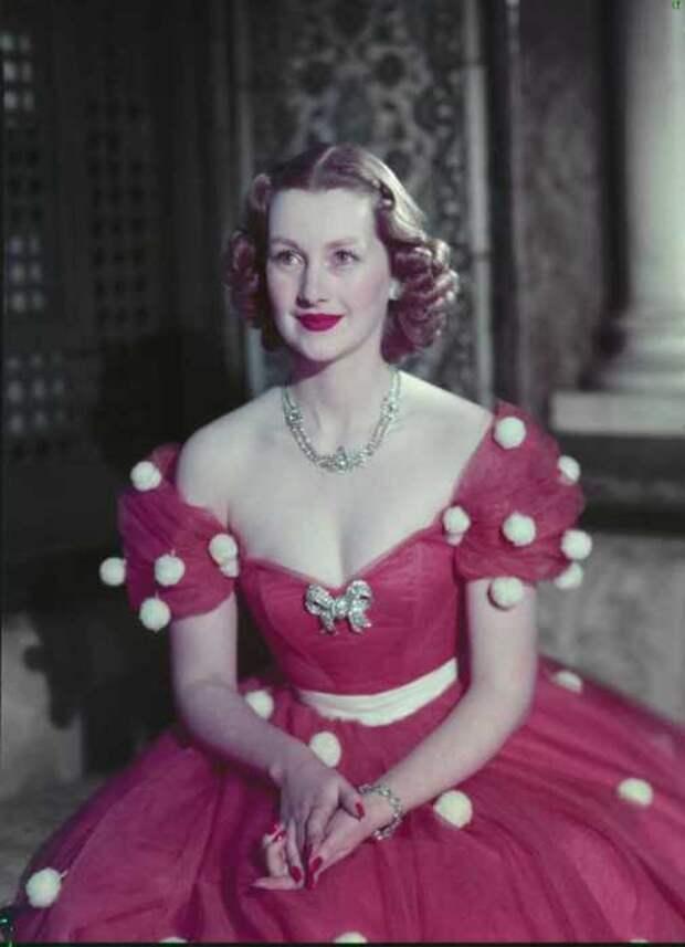 Достопочтенная миссис Джеральд Легг. / Фото: www.gettyimages.com