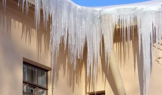 Суд вОренбурге рассмотрел дело опадении льда соснегом на3-летнего ребенка