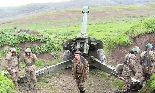 «Это маленькая русско-турецкая война»: европейцы о ситуации в Карабахе