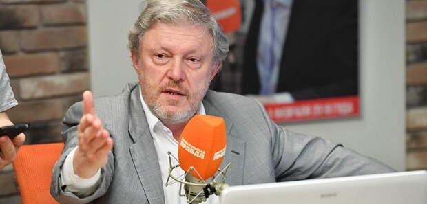 «Статья Путина – угроза Украине и отказ ей в суверенитете» – Явлинский
