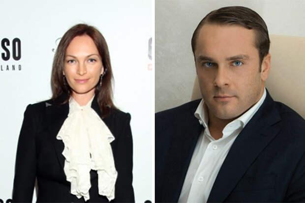 Оксана Олешко и Антон Петров