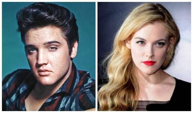 Как выглядят внуки Элвиса Пресли, Чарли Чаплина, Одри Хепберн и других звезд