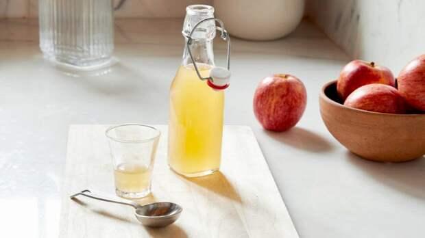 Работает ли детокс яблочным уксусом?