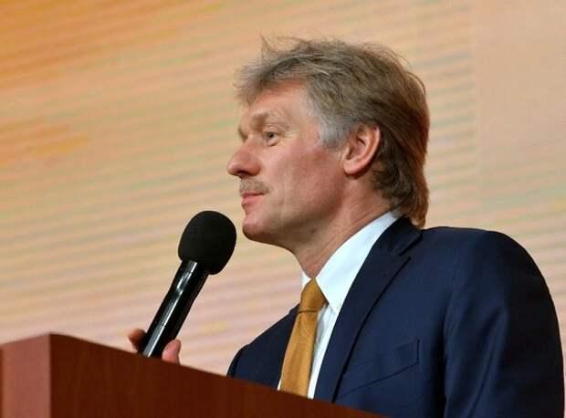 Песков не считает получившего 16 лет Пола Уилана политическим заложником