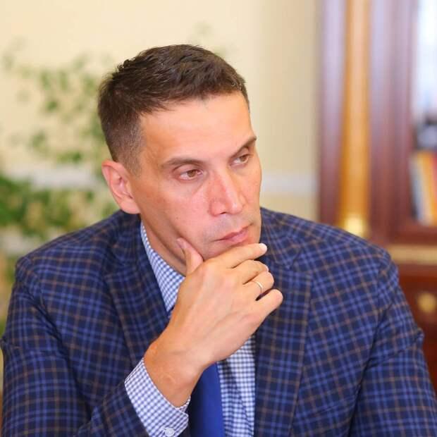 Исполняющий обязанности министра строительства Удмуртии Дмитрий Сурнин избавился от приставки «и.о.»