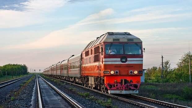 Пьяный актюбинец на крыше поезда пытался доехать до Алматы