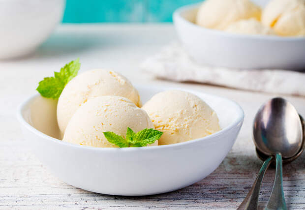 Рецепт дня: домашнее мороженое из сливок