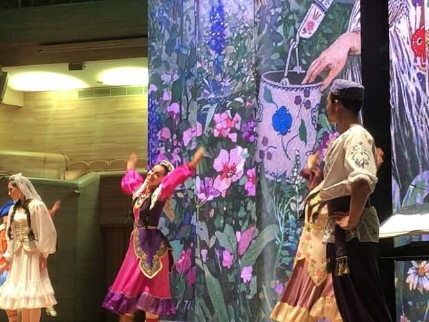 В Москве гала-концертом завершились Дни культуры Татарстана