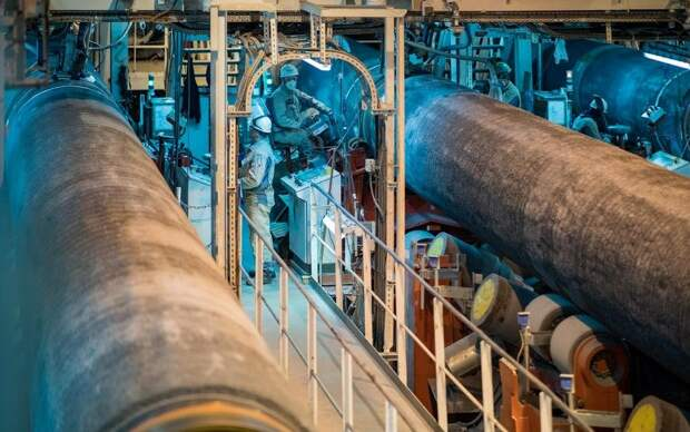 Отказ Берлина от «Северного потока-2» положит крест на всю газовую стратегию ФРГ