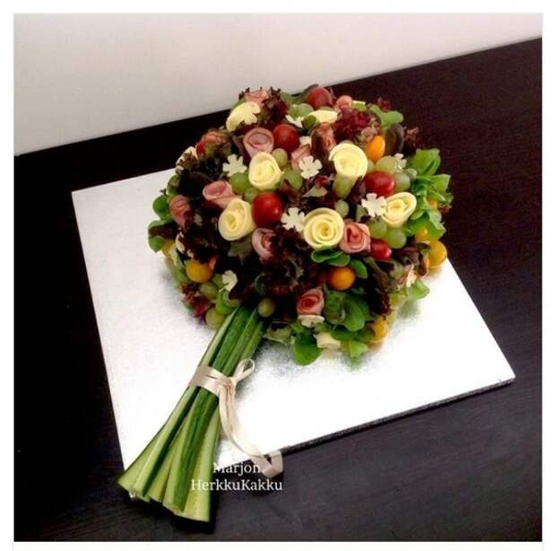 Это - салат
